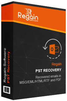 Buy online- Regain Outlook PST Recovery Tool